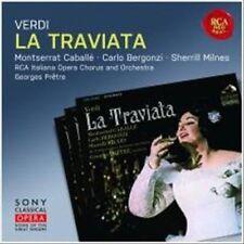 Verdi: La Traviata, New Music