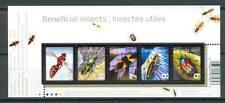 Canada SC#2410a Beneficial Insects 2010 Souvenir Sheet MNH