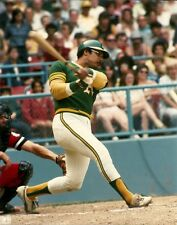 REGGIE JACKSON 8x10 ACTION PHOTO Mr October OAKLAND A'S Athletics (#9) Photofile