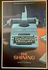 MONDO The SHINING Laurent DURIEUX Ltd Ed print Typewriter Regular KUBRICK