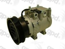 A/C  Compressor And Clutch- New   Global Parts Distributors   6511705