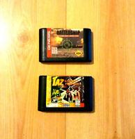 Sega Genesis, Game Lot