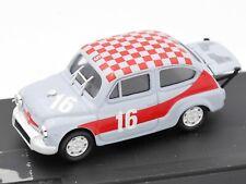 "Progetto k 1/43 fiat abarth 1000 gr5"" 4 ore monza"" 1968 #pk142 with its box"