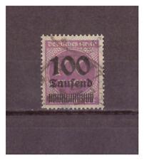 Deutsches Reich, MiNr. 289 b used | Echt Infla Berlin geprüft