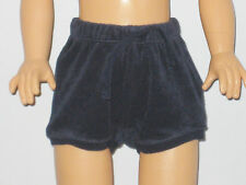 New BABY GAP Size 0-3 Months Military Blue Terry Shorts