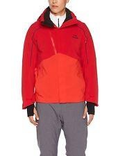 Eider CAMBER Men's Ski Skiing Jacket RED Size MEDIUM UK 40 BNWT