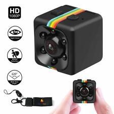 HankerMall Mini Spy Camera Secret Camera 1080P Spy Camera with IR Night Vision