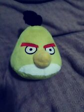 Ultimate Angry Bird Deluxe Plush 8 in. - Chuck Yellow Bird