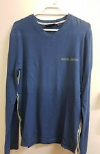 brand new mens dkny top long sleeve size s