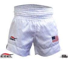Mens Boxing Shorts MMA Muay Thai Fight Kick Boxing Martial Arts Gear