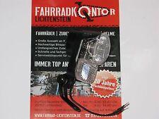 AXA Basta LED Scheinwerfer Pico 30 Seitendynamo 30 Lux Fahrrad Lampe