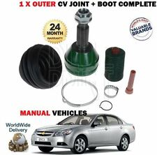 FOR CHEVROLET EPICA MANUAL  2.0 DT VCDi 2008--> NEW CONSTANT VELOCITY CV JOINT
