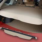 Cargo Cover Retractable Rear Trunk Security Shade FOR 07-11 HONDA CRV CR-V Beige