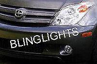 White Light Xenon Halogen Fog Lamps light Kit For 2004-2005 Scion xA