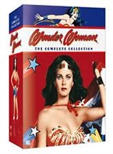 Wonder Woman - La Serie Completa (21 DVD) - ITALIANO ORIGINALE SIGILLATO -