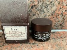 Fresh Black Tea Firming Corset Cream 7ml / 0.24oz New in Box Travel Size