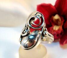 61ed2f32ed06 Ausgefallener Ring in Antike Silberringe günstig kaufen   eBay