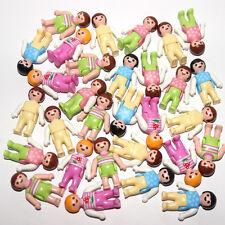 Playmobil 30 bébés couleur assorties