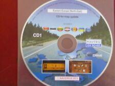 Estonie, Lituanie, Lettonie etc CD carte pour GPS NAVIDRIVE RT3 PEUGEOT/CITROËN