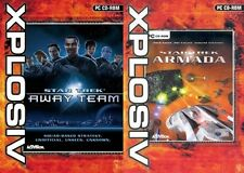 STAR TREK ARMADA & Away Team Nuovo e Sigillato