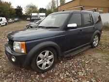 2007 LAND ROVER DISCOVERY 3 TDV6 SE DAMAGED REPAIRABLE SALVAGE SPARES REPAIR