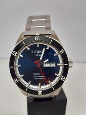 Tissot PRS 516 Automatic Blue Dial Men's Watch T044.430.21.041.00 No Box!