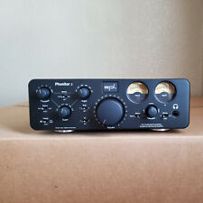 SPL Phonitor 2 Headphone Amplifier - Black