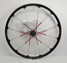 Nos Crank Brothers Cobalt 3 Front Wheel, 27.5/650b,15x100mm, Black/Red,Brand New