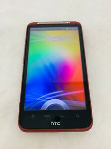 HTC Inspire 4G - 4GB - Red (AT&T) Smartphone