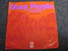 Deep PURPLE-Strange Kind of Woman 7 ps-1971 Germany-Harvest 1c 006 92 301-Rock