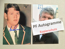 Morne du Plessis Rugby Player Springboks in-person Signed Photo 10x15