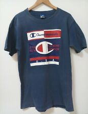 VTG MADE IN USA CHAMPION BY GOLDWIN JAPAN BIG LOGO TEE