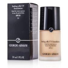Giorgio Armani Lasting Silk UV Foundation SPF 20 - #5.5 Natural Beige 30ml