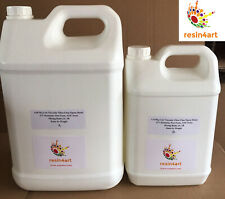 Crystal Clear, High Gloss, Low Viscosity UV Resistant, Epoxy Resin: 10kg