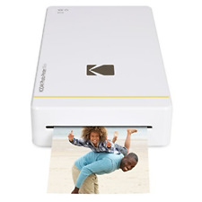 Kodak KPM 210 Thermal Sublimation Mini Portable Mobile Instant Photo colour Prin