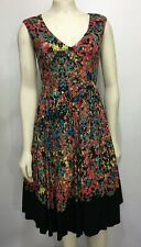 Anthropologie Plenty by Tracy Reese Womens 2 Petal Fete Dress Fit Flare Tulle