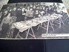 67-3  ephemera 1974 picture 1st garlinge scouts party hartsdown