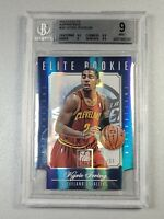 2012-13 Elite Aspirations Kyrie Irving /98  RC BGS 9 Die Cut Panini Cavs Nets