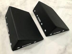 Medline Bed Wedge HighDensityFoam St/2 Multi Position16x11x5 Right Angle 30°Tilt