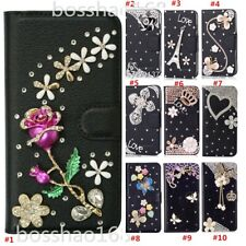 For OPPO Find X3/X3 PRO Bling slots wallet flip Leather Case phone cover