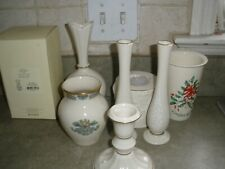 Lenox Vases, Candle Holders (You Choose)