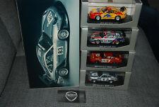1/43 Porsche History collection RSR race collection SET 4 models WAP 020 SET 05