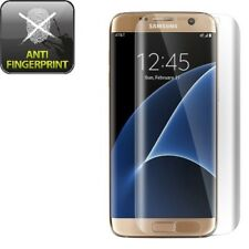 3x Samsung Galaxy S7 EDGE FULL Displayfolie Schutzfolie Folie HIGH QUALITY MATT