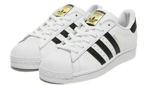 adidas Superstar Juniors Unisex Trainers~Originals~Size 3.5/4/4.5 only CLEARANCE