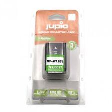 Jupio NP-W126s Batteria per Fuji 126 S x series camera fujifilm 1260mAh