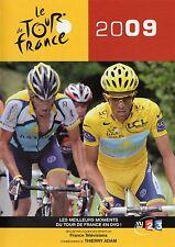 Le TOUR De FRANCE 2009 - French DVD Set (Contador)