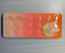 Too Faced Sweet Peach Eyeshadow Eye Shadow Palette
