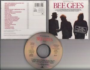 BEE GEES The Very Best Of CD DUTCH EDITION TV ADVERTISED 21 SONGS 76 MINUTES