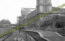Alexandra Palace Railway Station Photo. Muswell Hill and Highgate Line. GNR. (1)