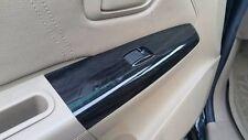 Genuine Toyota Accessories Fortuner Hilux SR5 MK6 MK7 Black Wood Window Switch